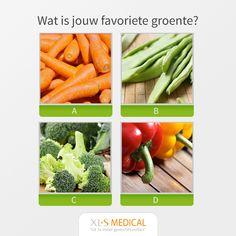 Wat is jouw favoriete groente? Xls Medical, Healthy Lifestyle, Weight Loss, Vegetables, Food, Veggies, Vegetable Recipes, Meals, Yemek