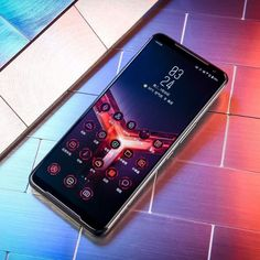 Mobile pas cher - L'Asus Rog Phone II à 520 € -    #Rakuten #Mobilepascher #Smartphone #Mobile  #AsusRogPhoneII #asus Fingerprint Recognition, 3 Phones, Smartphone, Free Online Shopping, Asus Rog, Sims 1, Display Resolution, Android 9, Stereo Speakers
