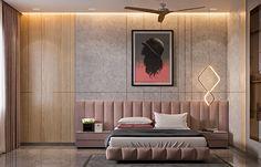 Bad Room Design, Simple Bedroom Design, Bedroom False Ceiling Design, Master Bedroom Interior, Teen Bedroom Designs, Bedroom Bed Design, Bedroom Furniture Design, Home Room Design, Modern Bedroom