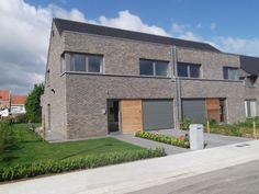 Huis - gebouwd met de carma baksteen van steenfabriek nelissen