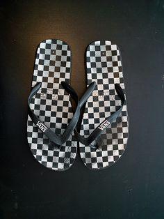 Vans flip-flops