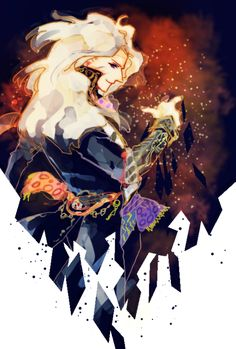 Setzer Final Fantasy VI Arte Final Fantasy, Final Fantasy Artwork, Final Fantasy Characters, Fantasy Series, Dnd Characters, Manga Art, Anime Art, Best Rpg, Character Inspiration