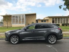 2017 Mazda CX-9 Road Test and Review by Carrie Kim | autobytel.com