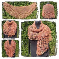Ravelry $4.80 Herbstduft pattern by R Friedek-Maciolek ,Opus33