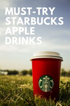 With the fall coming soon and the temperature dropping, nothing can be more amazing than some Starbucks apple drinks. Yes, this is surely one of the game-changing news for all the Starbucks lovers out there! Starbucks is always a good choice when it comes to coffee, tea, or any soothing beverages like lemonade, spiced-up juices, and more. #starbucks Coffee Cream, Coffee Type, Black Coffee, Starbucks Secret Menu, Starbucks Drinks, Cinnamon Dolce Syrup, Types Of Coffee Beans, Hot Apple Cider, Coffee Accessories