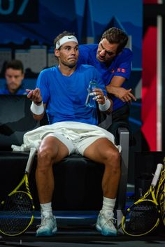 Laver Cup 2019: Four matches in two days for Rafael Nadal