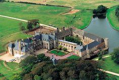 Château de Flamanville, Normandie
