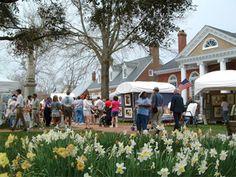 Daffodil Festival, Gloucester, VA