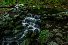 Fern Spring by SrihariYamanoor  long exposure Nature Landscape Water Photography Yosemite National Park Fern California Wide Angle S