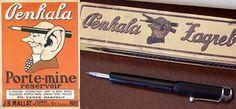 Slavoljub Penkala, a croatian inventor who created a ball-point pen!
