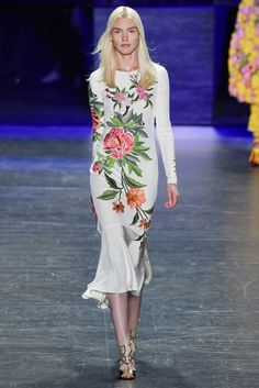 Naeem Khan New York Spring/Summer 2017 Ready-To-Wear Collection   British Vogue