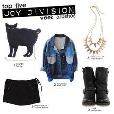 Joy Division Week Crushes