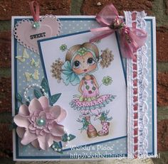 Besties card by Wendy