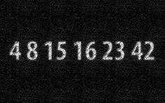 4 8 15 16 23 42