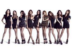 Girls Generation, Korea's Singer Group