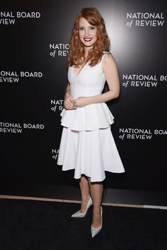 Jessica Chastain at the 2014 National Board Of Review Gala