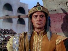 La espada de Damasco. 1953 Rock Hudson