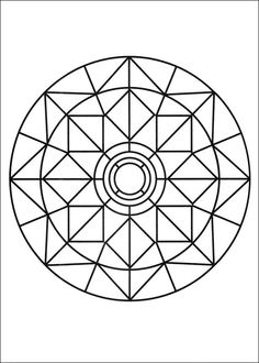 91 Mandalas Printable Coloring Pages For Kids Find On Book Thousands Of