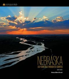Cover image for Nebraska : 150 years told through 93 counties