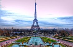 I want to go to The Eiffel Tower.
