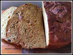 spicy pumpkin yeast bread