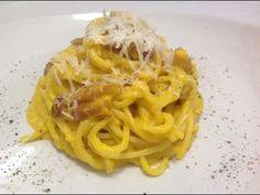 Spaghetti alla Carbonara ricetta ORIGINALE - YouTube