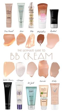 What is a BB cream? Some companies refer to them as....♥✤ | Keep the Glamour | BeStayBeautiful
