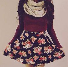 Teen Fashion.  Follow @inezwoolfolk. By ~ Inez Woolfolk xoxo