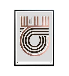 Poster The Path by Buus Works | Accessorize your Home