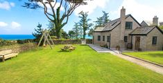 Cornwall Holiday Cottages Portscatho The Engine House