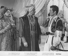 Hugh O'Brian, Victor Jory - Son of Ali Baba (1952)
