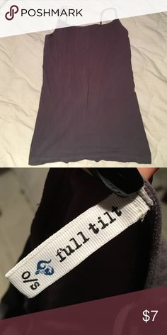 Plain Grey tank!great condition Grey tank in great condition! Looks pink in picture but it's grey. Tagged for views Free People Tops Tank Tops