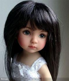 Little Darling а-ля натюрель / Коллекционные куклы Дианы Эффнер, Dianna Effner / Бэйбики. Куклы фото. Одежда для кукол
