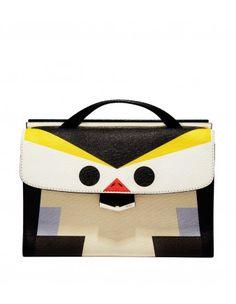 Fendi Bird Mini Shoulder Bag