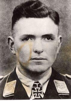 ✠ Hans von Hahn (7 August 1914 – 5 November 1957) RK 09.07.1941 Hauptmann Kdr I./JG 3