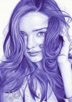 Miranda Kerr by Rafael Augusto