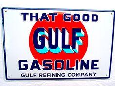 plaque gulf that goog gulf deco garage usa loft diner