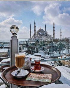 Blue Mosque.. Istanbul.. Turkey