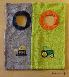 serviettes élastiques 5