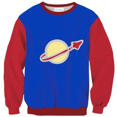 Sweatshirts - Space Man Sweater
