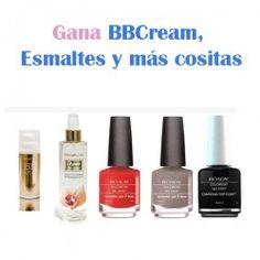 Gana #BBCream #Esmaltes y más cositas ^_^ http://www.pintalabios.info/es/sorteos-de-moda/view/es/4745 #ESP #Sorteo #Cosmetica