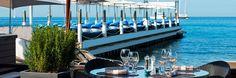 Restaurant ZPlage Cannes Plage Privée