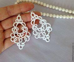 Серьги кристально белого цвета - белый,свадьба,свадебные украшения,свадебные аксессуары
