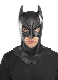 Adult's Batman™ Mask by Vegaoo    47 customer reviews   Price:	£19.99 & FREE Delivery in the UK. Details In stock. Sold by Blyme and Fulfilled by Amazon. Gift-wrap available.