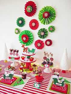 Use this basic technique from HGTV.com to turn scrapbooking paper, wallpaper or colored cardstock into a festive decoration.