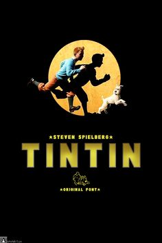tintin the movie