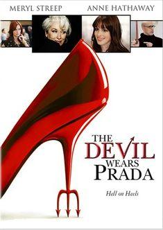 気落ちした時に見る映画コレクション! The Devil Wears Prada