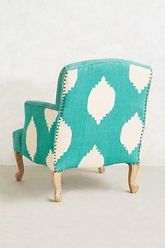 Dhurrie Chair - anthropologie.com