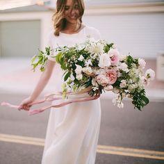 sneak from oneuv our weddings yesterday // #sirenfloralco  @studiocastillero
