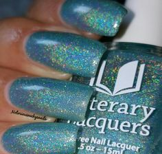 Literary Lacquers Awesomesauce Box Exclusive Each to Each